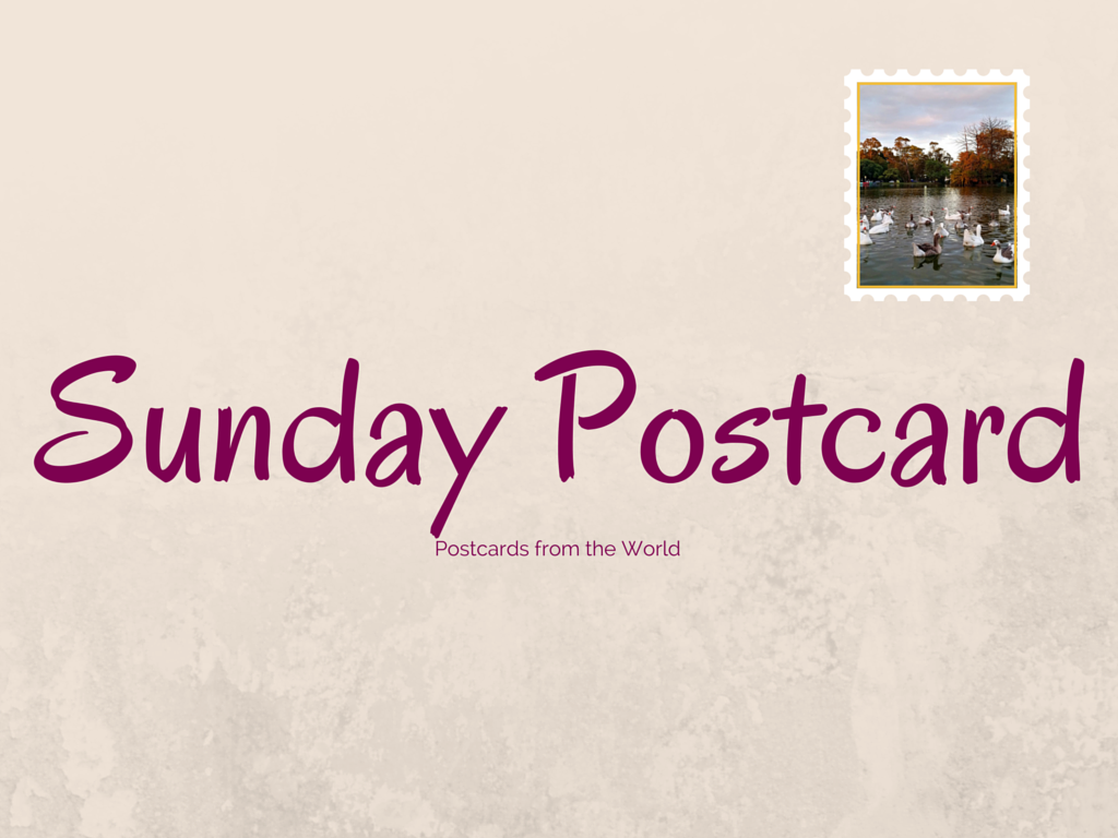Sunday Postcard- Buenos Aires