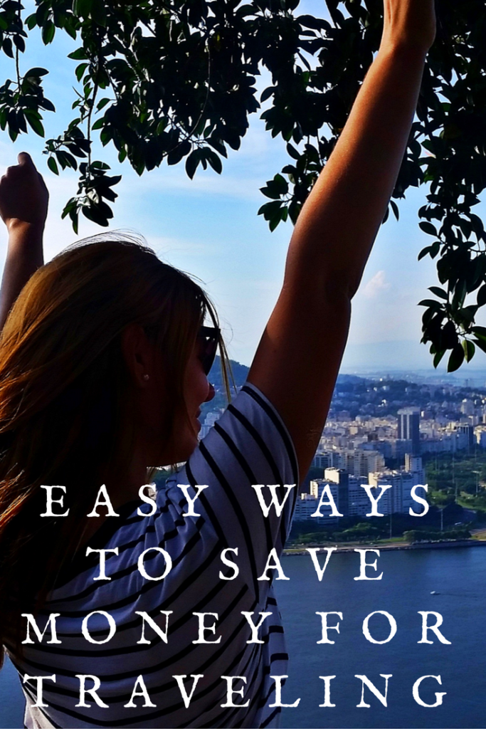 ways to save money for traveling