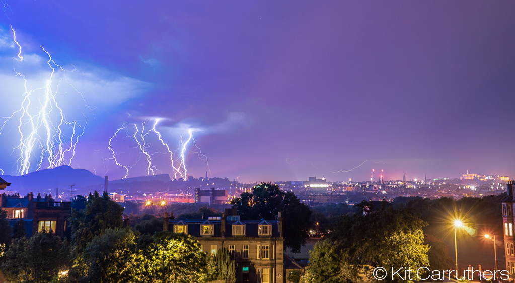 Edinburgh Lightning