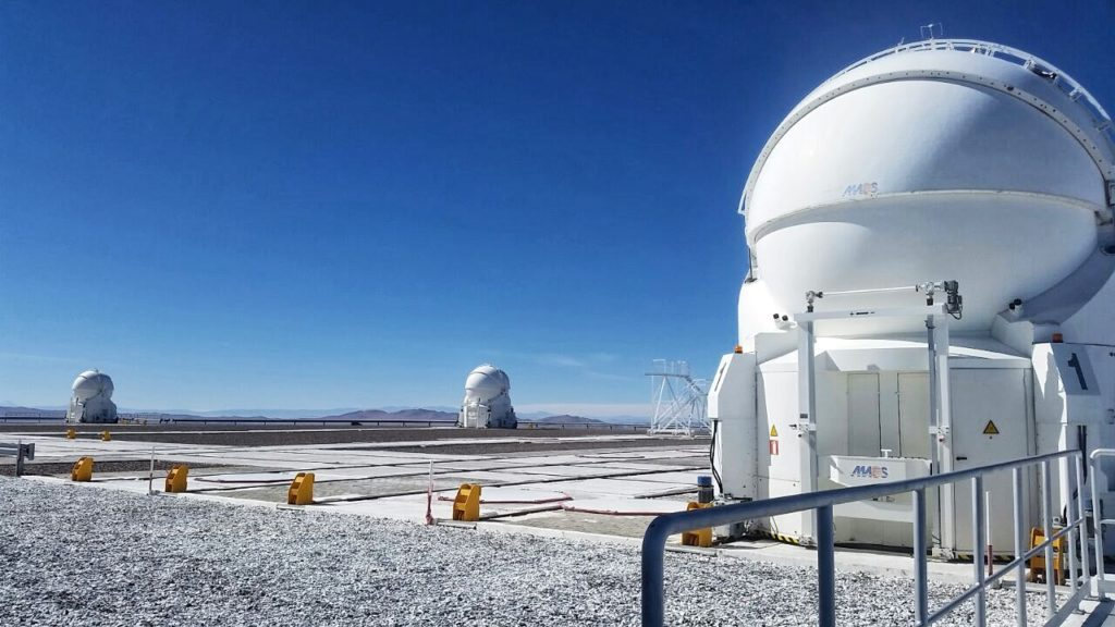 Observatory Paranal, Chile