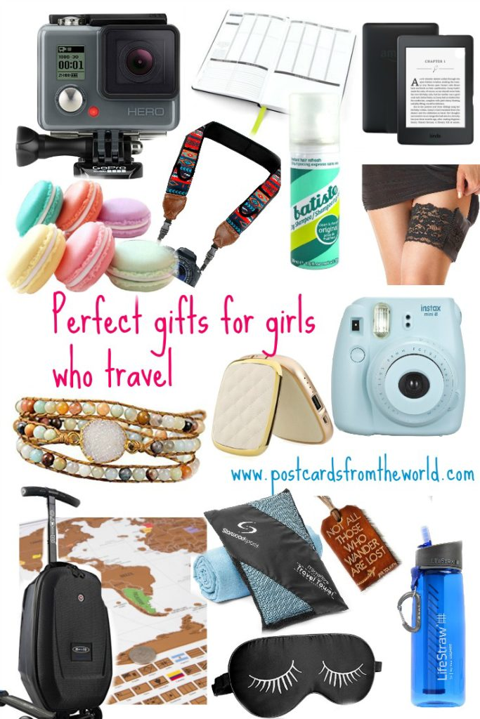 gifts for girls who travel