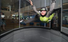 Windobona Madrid, indoor skydiving